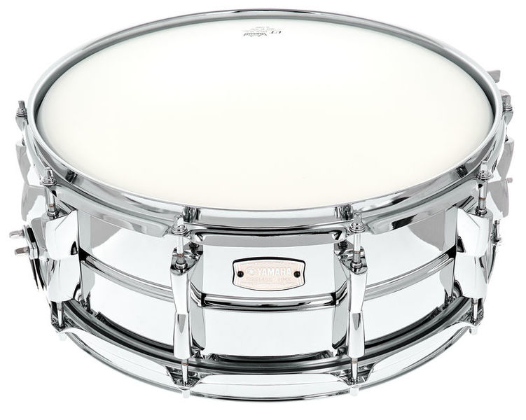 Yamaha stage custom 14 x5 5 snare thomann portugal for Yamaha stage custom steel snare drum 14x6 5