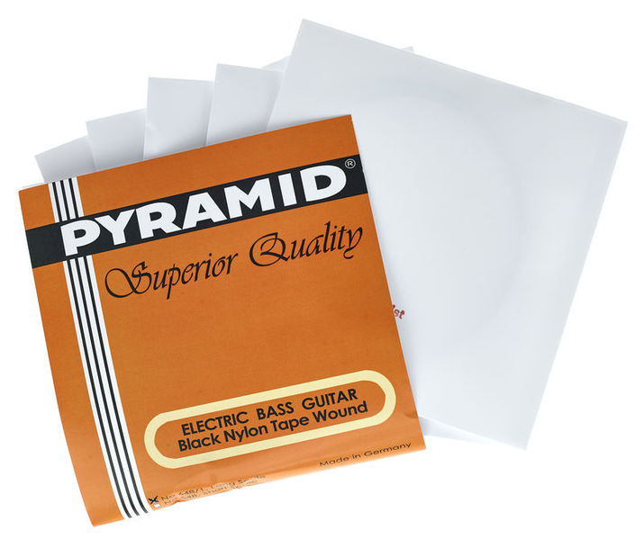 Pyramid Black Tape Nylon Set 648/5