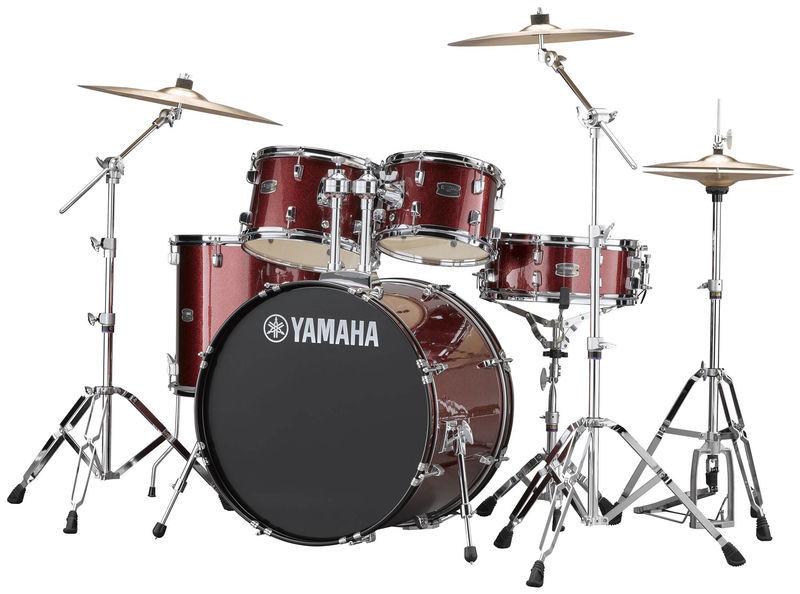 Yamaha Rydeen Standard Burgundy Gl.