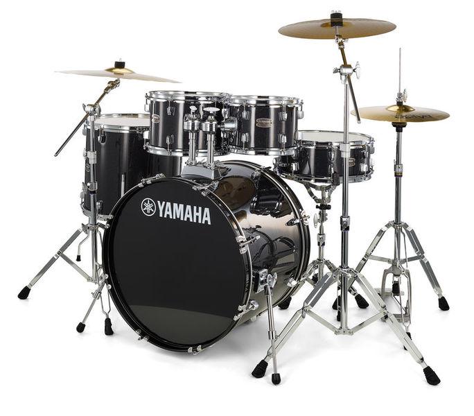 Rydeen Studio Black Glitter Yamaha