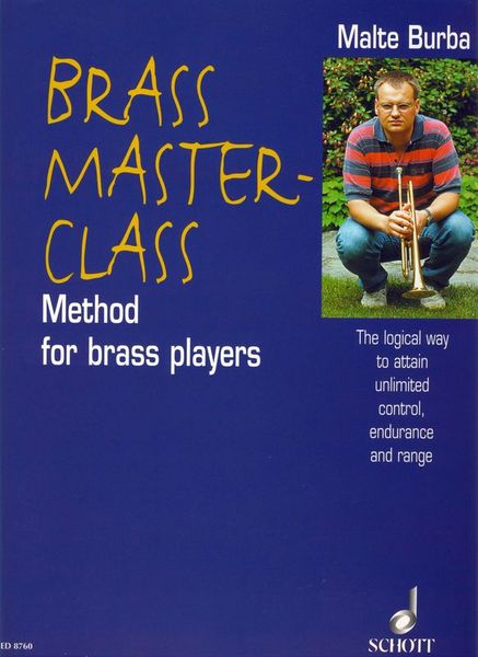 Schott Brass Master Class English