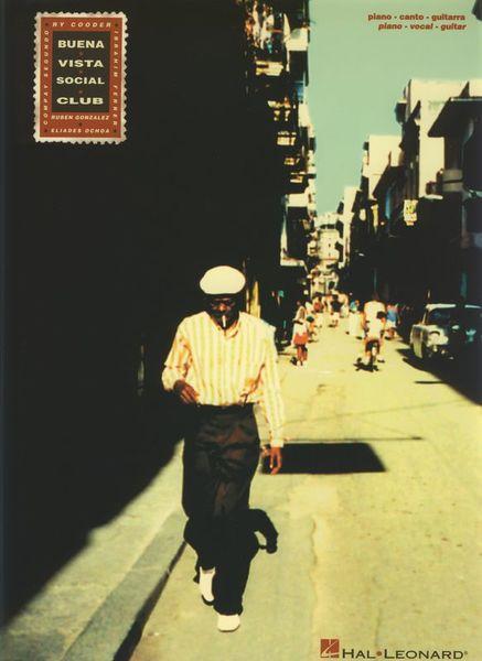 Hal Leonard Buena Vista Social Club