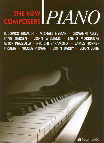 The New Composers Piano Volonte & Co