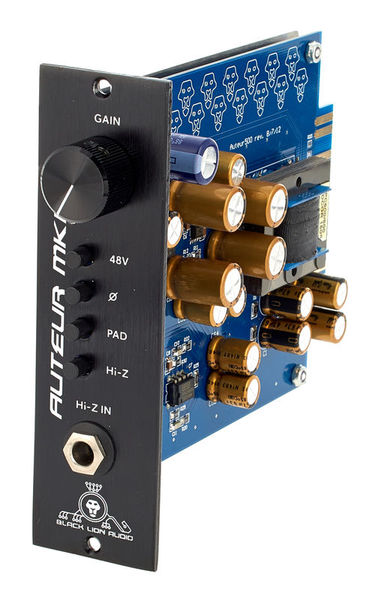 Black Lion Audio Auteur MKII 500
