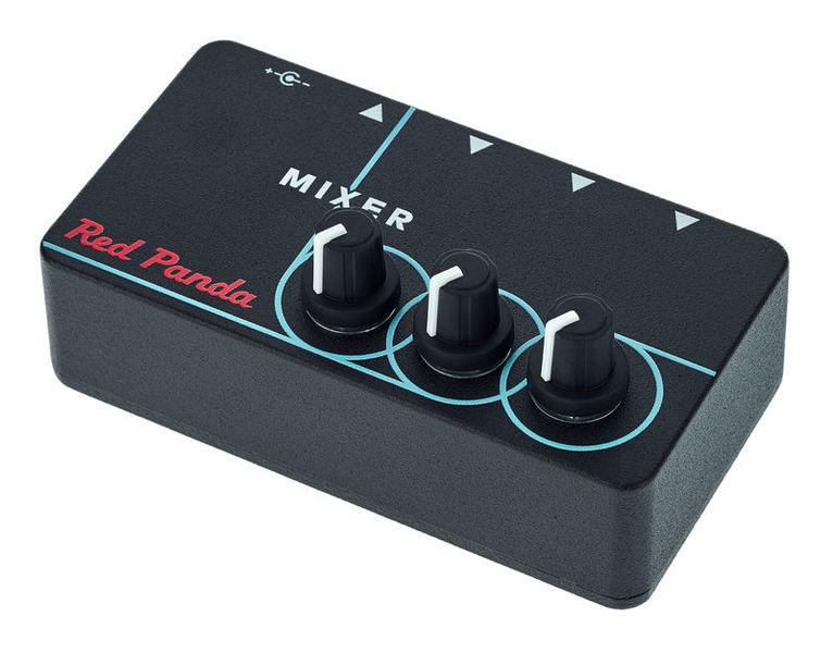 Red Panda Mixer 3 Input mixer