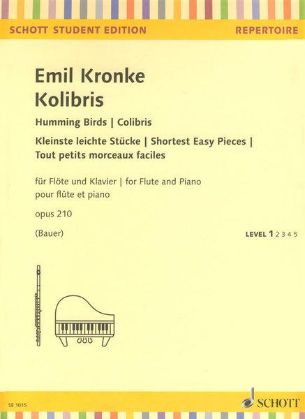 Schott Kronke Humming Birds op.210