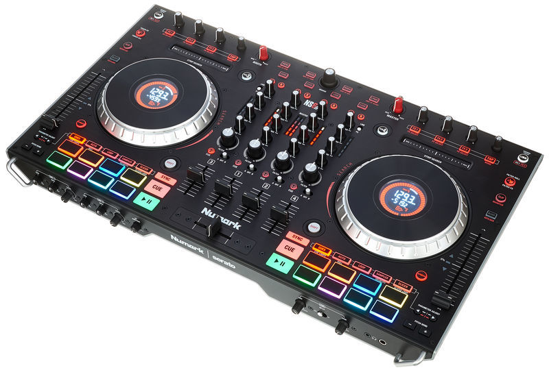 DRIVERS UPDATE: NUMARK NS6 DJ CONTROLLER AUDIO