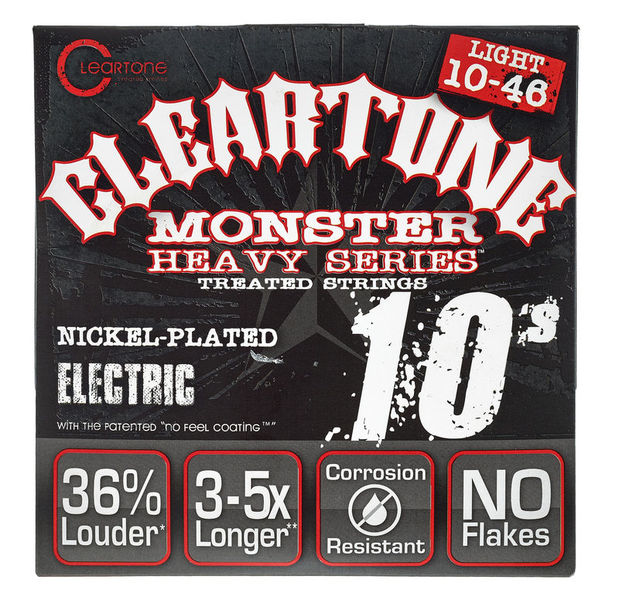 Cleartone Electric EMP Strings Heavy