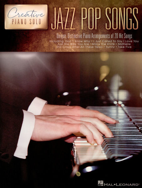 Hal Leonard Creative Piano Solo: Jazz Pop