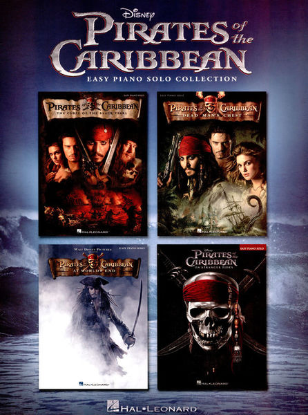 Hal Leonard Pirates Of The Caribbean: Easy