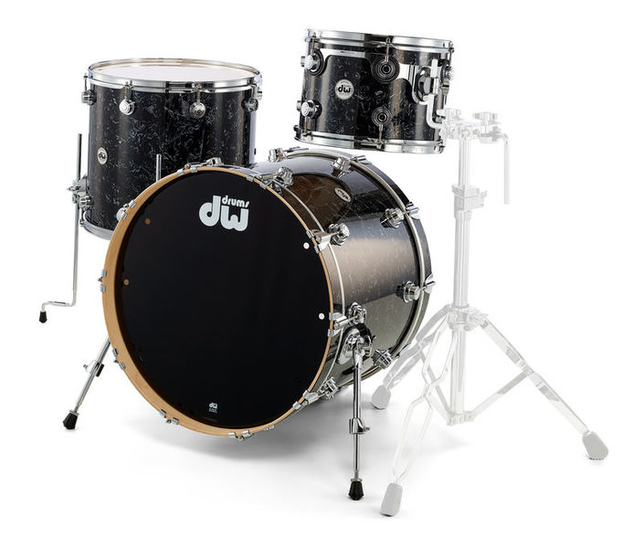 DW Finish Ply 3-pc. Black Velvet