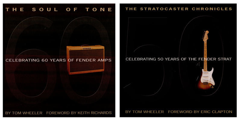 Hal Leonard Fender Chronicles Limited Edit