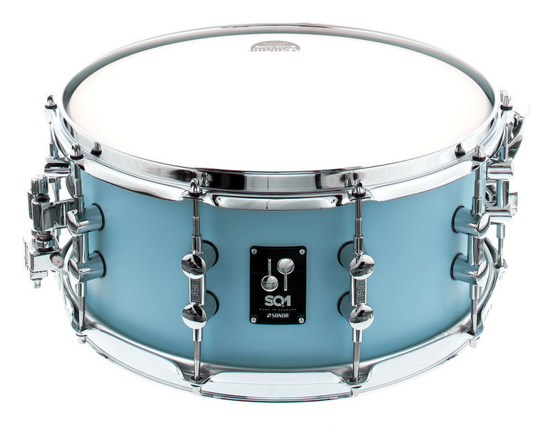 "Sonor SQ1 14""x6,5"" Snare Cruis. Blue"