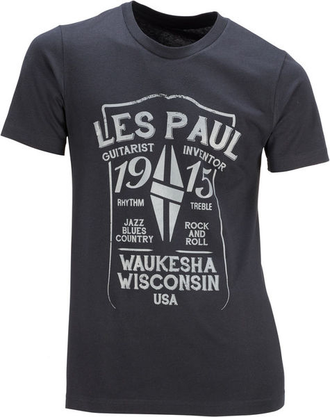 Les Paul Merchandise T-Shirt Les Paul 1915 S