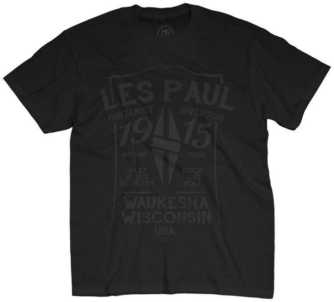 Les Paul Merchandise T-Shirt Les Paul 1915 M