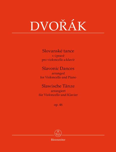 Bärenreiter Dvorák Slavonic Dances op.46