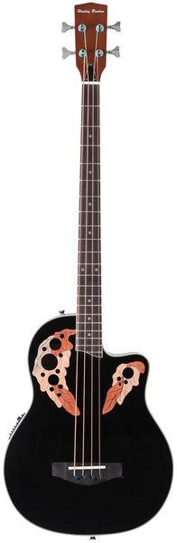 HBO-850 Bass Black Harley Benton