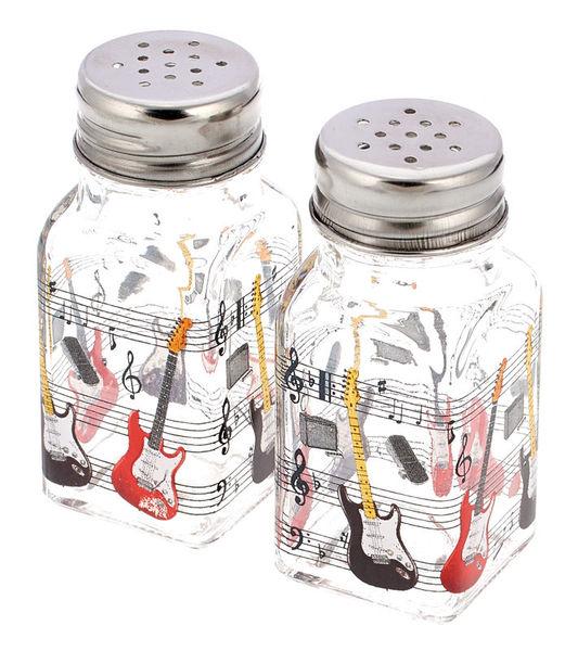 Music Sales Salt & Pepper Shaker - Guitar
