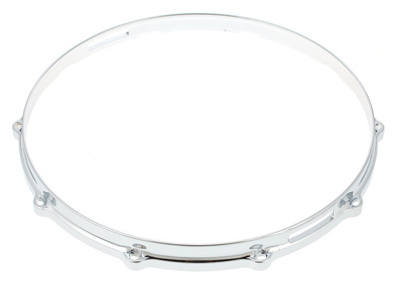 "Millenium 14"" Die-Cast hoop bottom chrom"