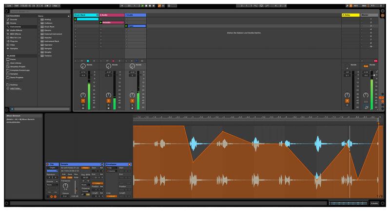 Ableton Live 9 Upgrade Lite