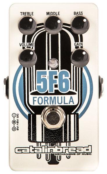 Catalinbread Formula 5F6