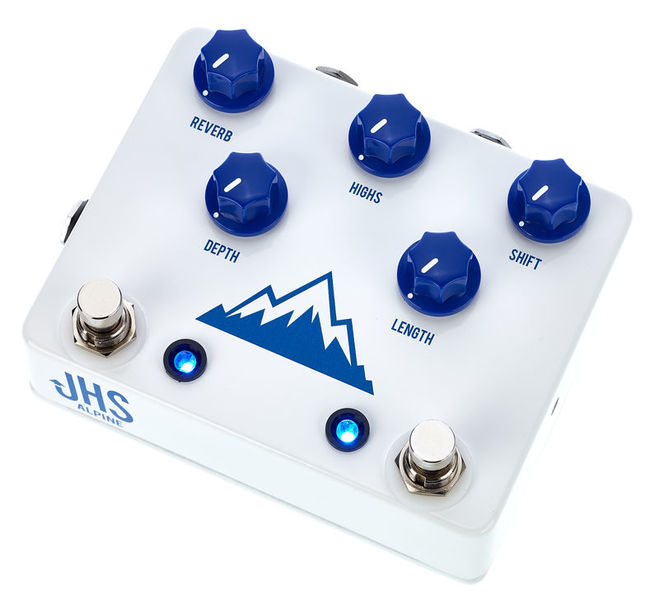 JHS Pedals Alpine Reverb Effects Pedal