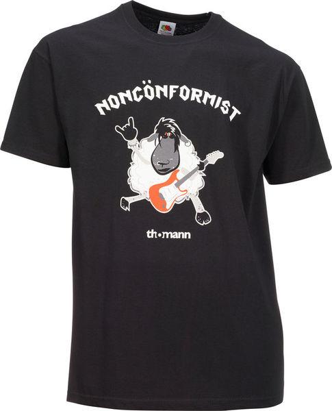Thomann T-Shirt Noncönformist S