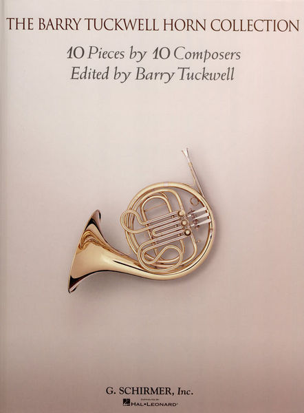 Hal Leonard Barry Tuckwell Horn Collec.