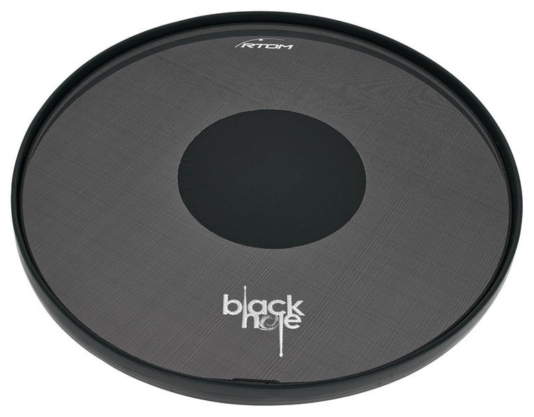 "20"" BD Black Hole Practice Pad Rtom"