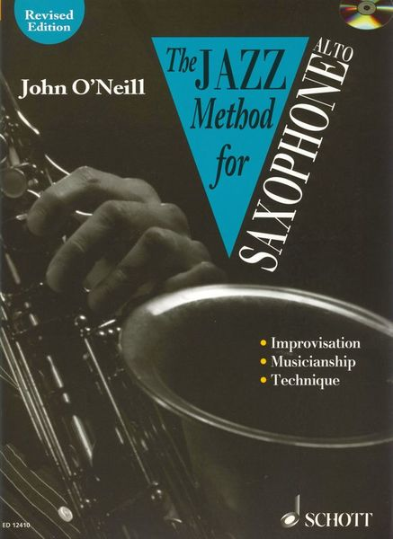 Schott Jazz Method A-Sax