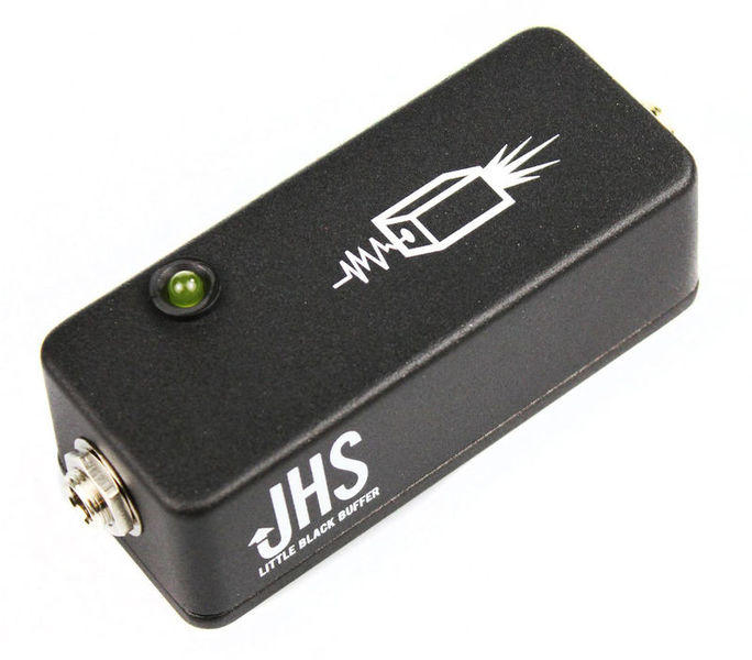 JHS Pedals Little Black Buffer