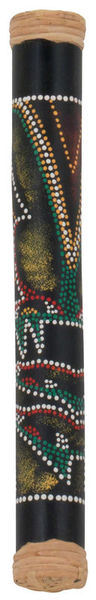 Pearl Bamboo Rainstick 40cm