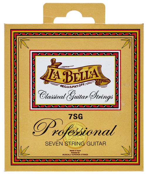 La Bella 7SG Classical 7-String