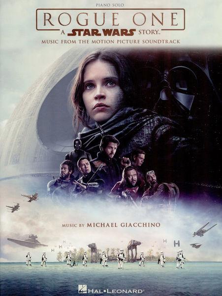 Hal Leonard Rogue One: A Star Wars Story