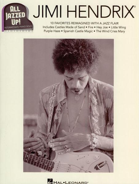 Hal Leonard All Jazzed Up!: Jimi Hendrix