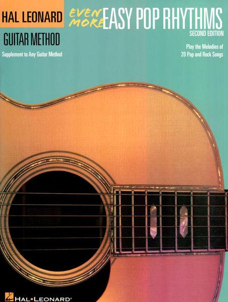 Hal Leonard Guitar Method: Even More Easy