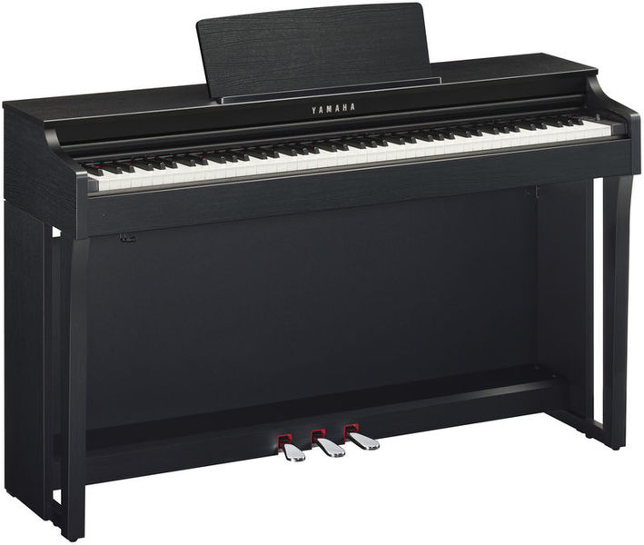 Yamaha Clavinova Demo Song List