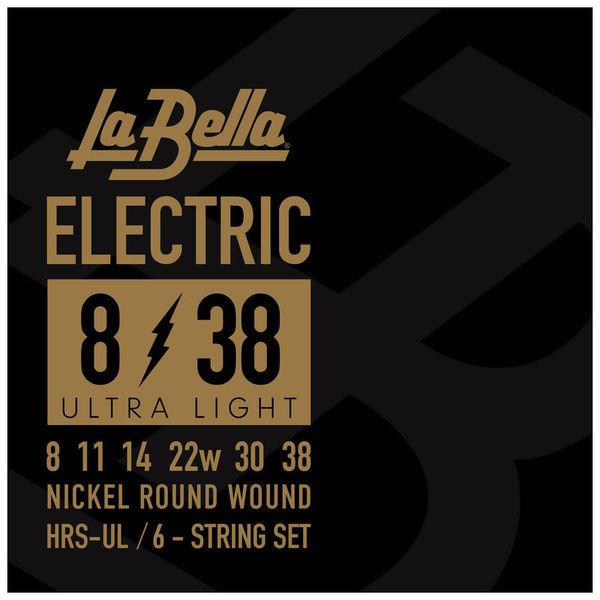 La Bella HRS-UL El. Guitar RWNP