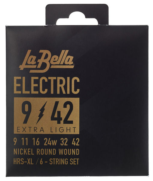 La Bella HRS-XL El. Guitar RWNP