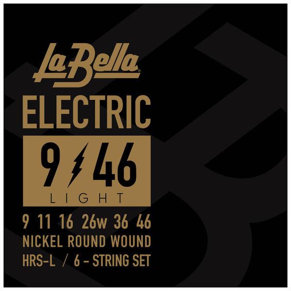 La Bella HRS-L El. Guitar RWNP