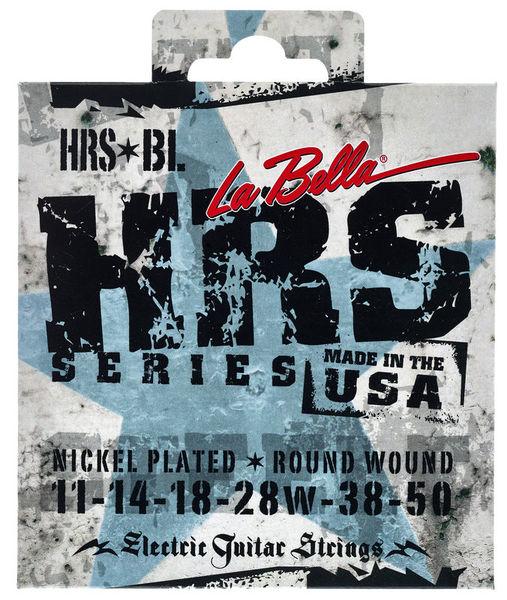 La Bella HRS-BL El. Guitar RWNP