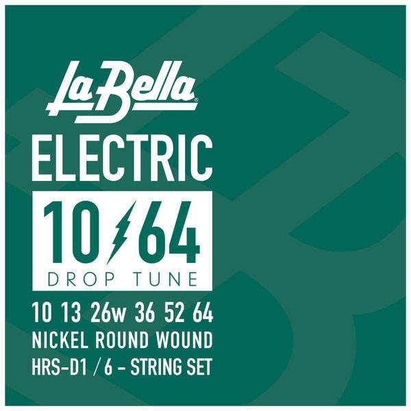 La Bella HRS-D1 El. Guitar RWNP