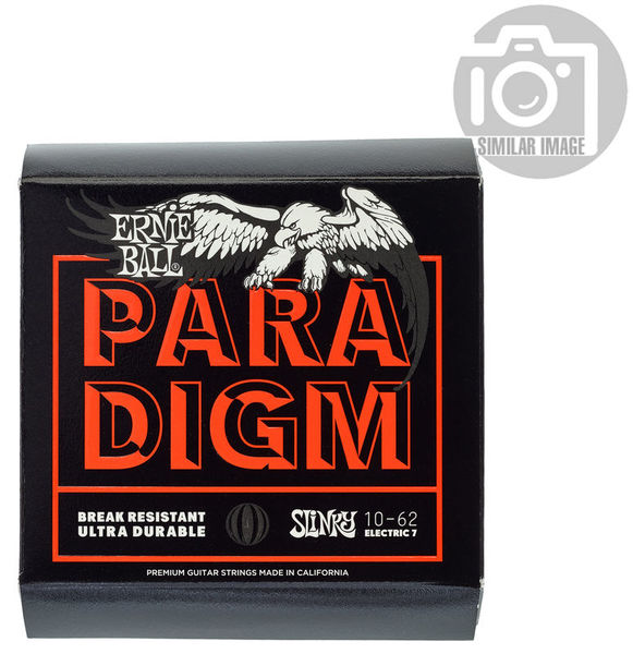 Ernie Ball Paradigm STHB 7 String 10-62