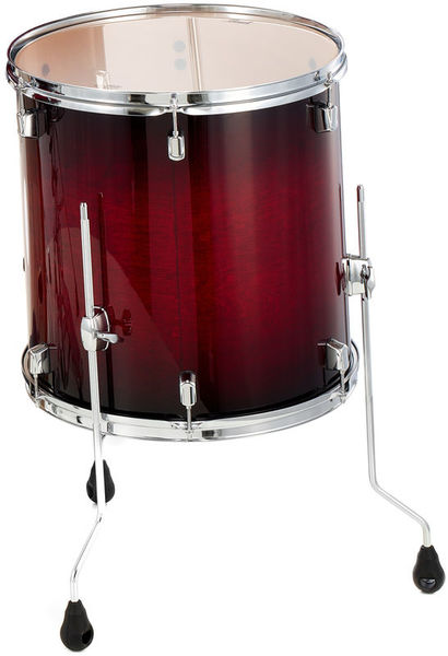 "Pearl 14""x14"" Decade Maple FT -RE"
