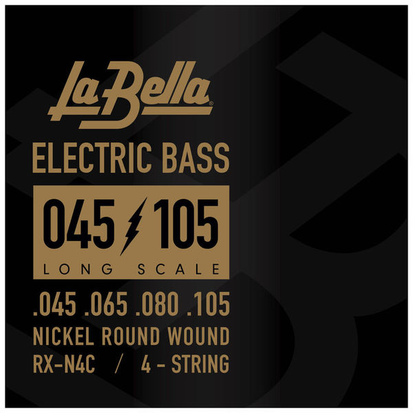La Bella RX-N4C Bass RWNP