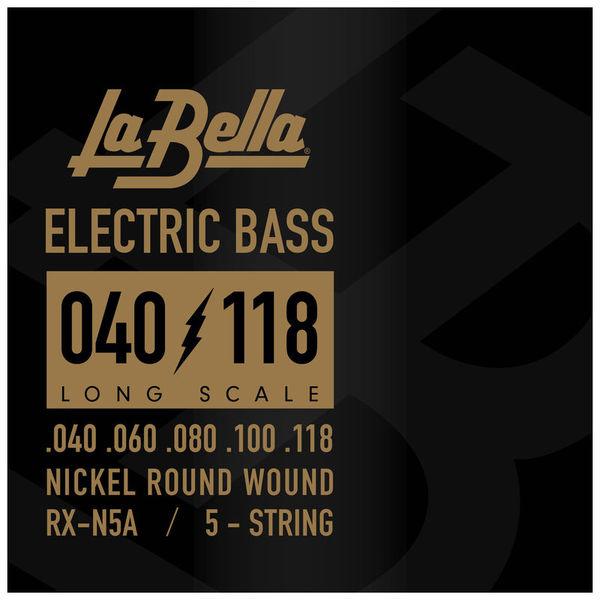 La Bella RX-N5A Bass RWNP
