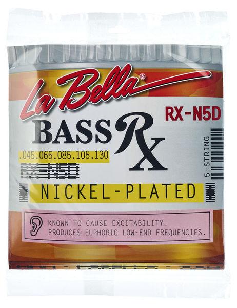 La Bella RX-N5B Bass RWNP