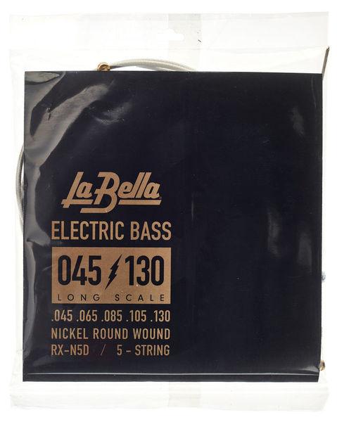 La Bella RX-N5D Bass RWNP