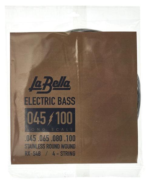 La Bella RX-S4B Bass RWSS