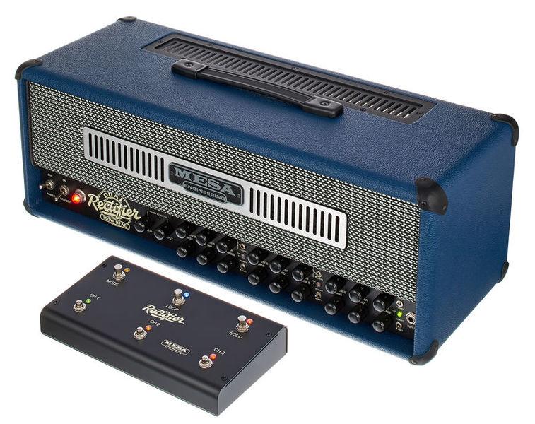 Mesa Boogie Dual Rectifier Custom Blue